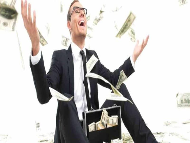 relation entrepreneur argent
