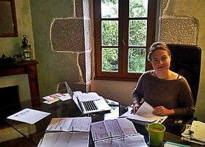 antonella au bureau _4
