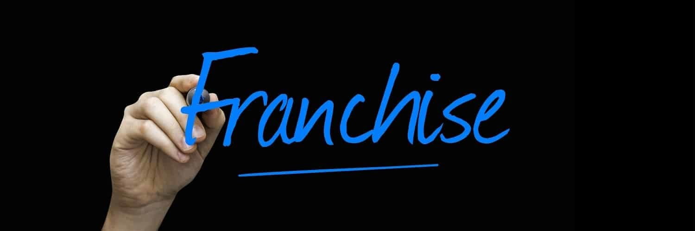 franchise définition