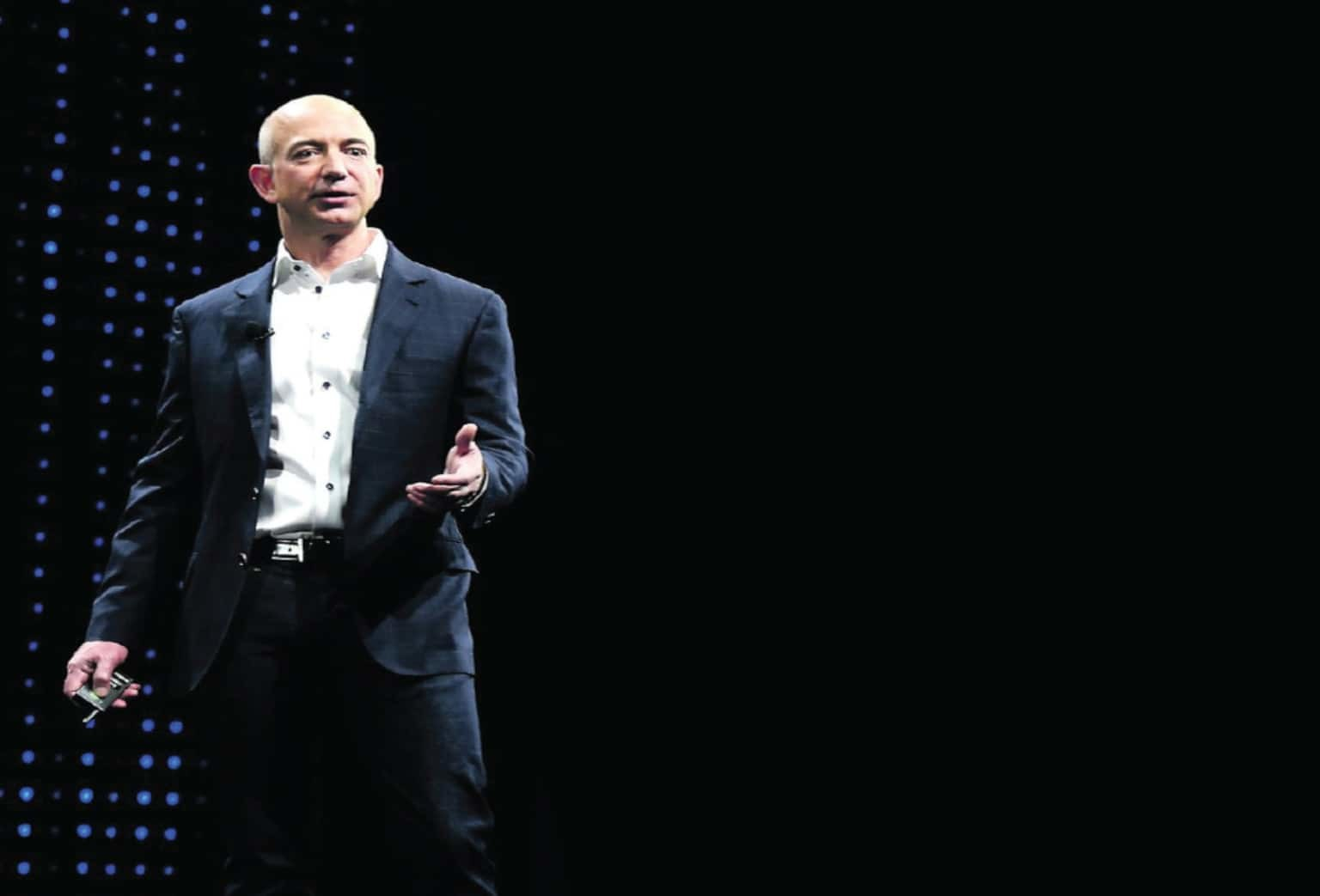 Un conseil en or du patron d'Amazon