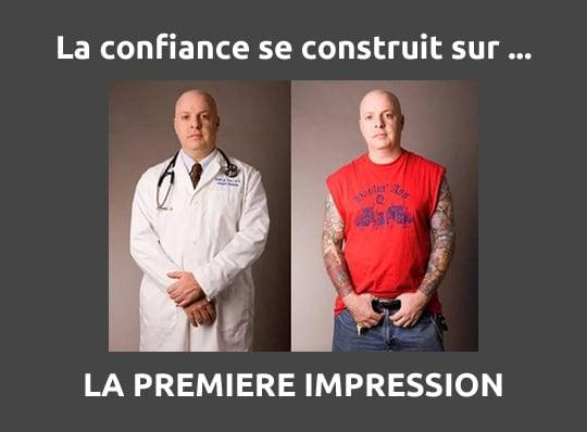 premiere impression