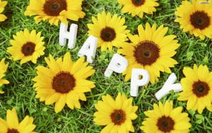 heureux et entrepreneur fleurs happy
