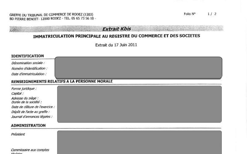 Kbis Définition, renseignement et informations clés pour entreprendre