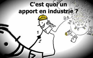 apport en industrie style