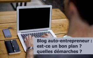 blog auto entrepreneur