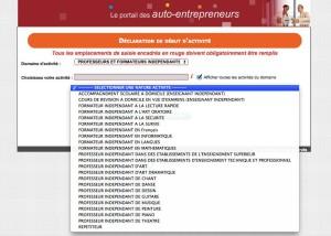 blog auto entrepreneur formation