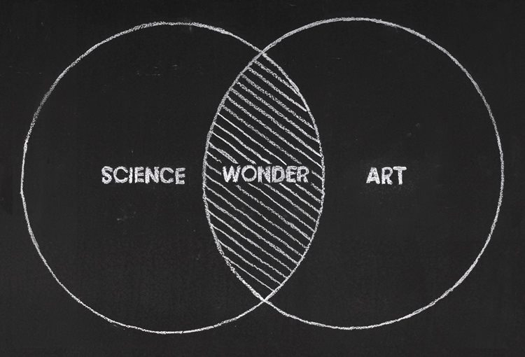 science-and-art-combination
