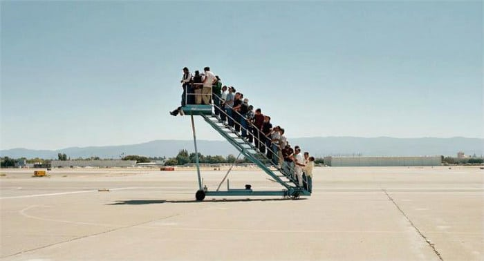 vol sans avion