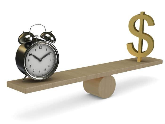 etude faisabilite temps et argent