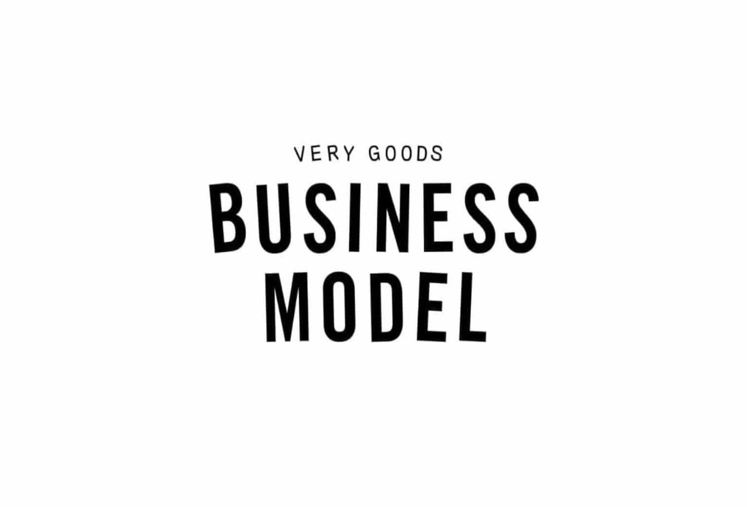 25 types de business model ou modèle d'affaire