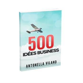 Vous êtes à un clic de découvrir 500 idées business prêtes à l'emploi !