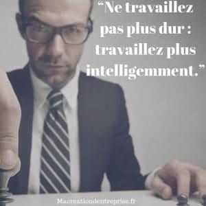 citation motivation citation business travail