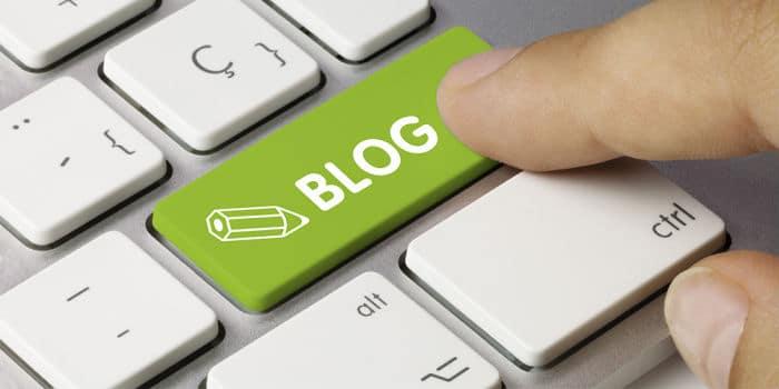 bloguer pour travailler a domicile