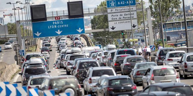 embouteillages ou travail a domicile