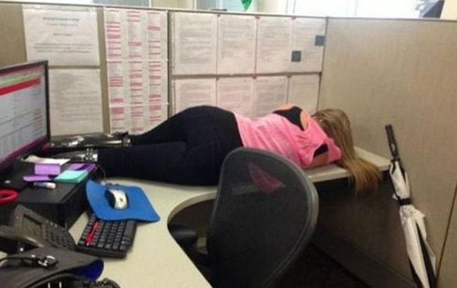 sieste au travail ou domicile