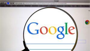 google-loupe-recherche-cible client