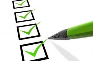 confiance en soi checklist