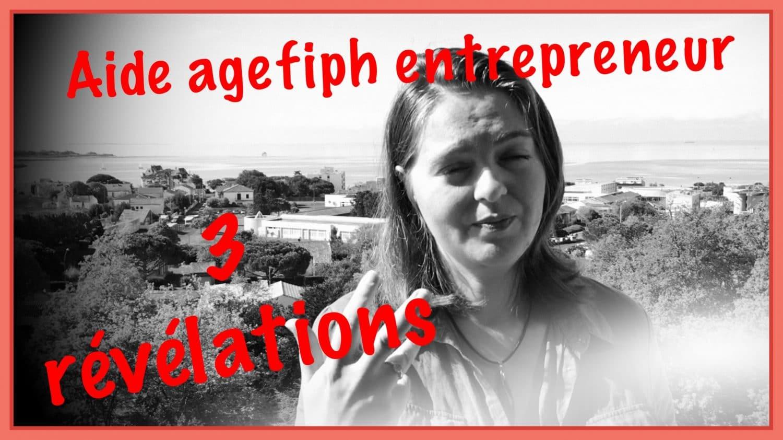 Aide Agefiph Pour Les Entrepreneurs 3 Points Essentiels